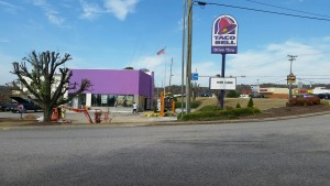 Taco Bell on Hwy 70S